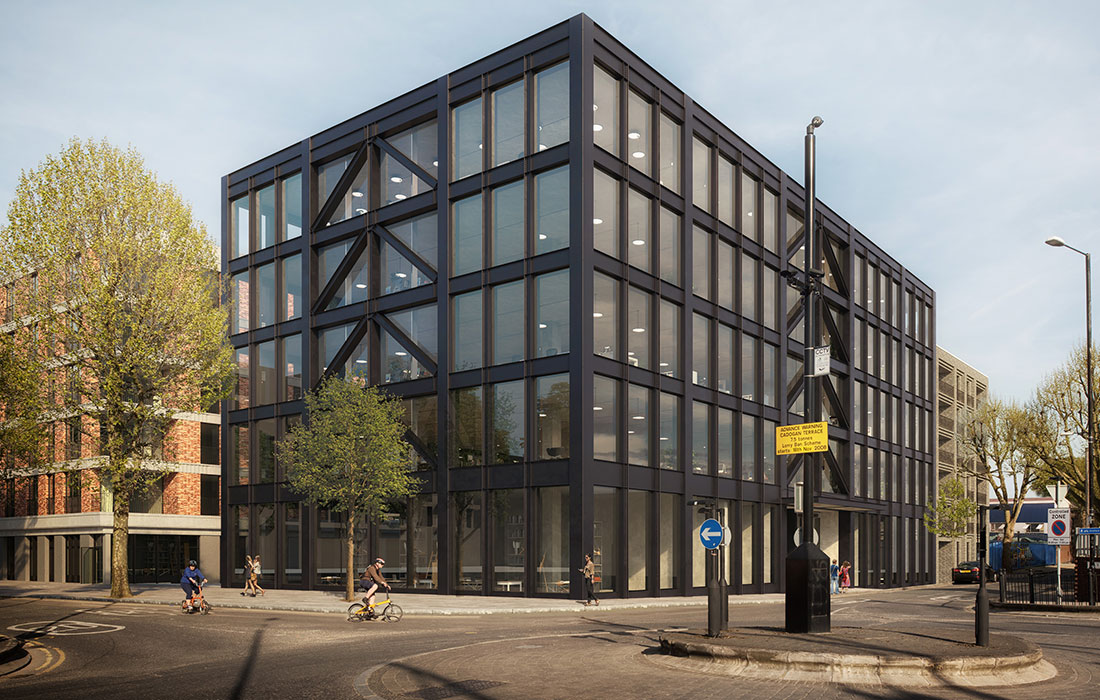 Dace Road, London – A New mixed use development win for Southern Housing  Group | HG Construction