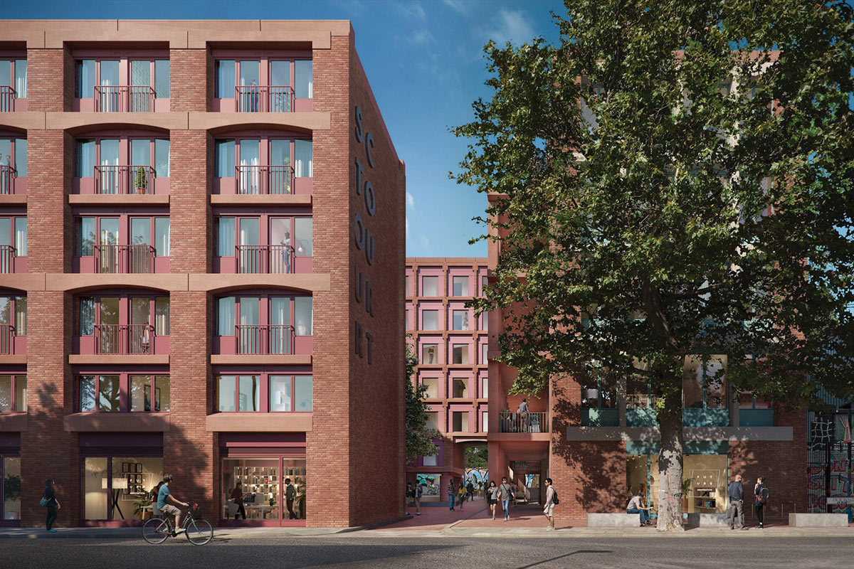 Stour Road Student Accommodation HG Construction CA Ventures