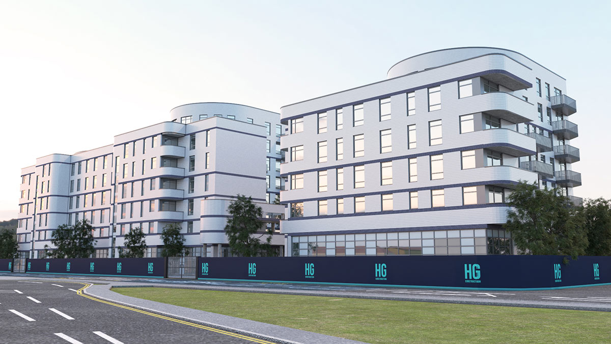 Free Wharf Shoreham Southern Housing Group Residential-HG Construction